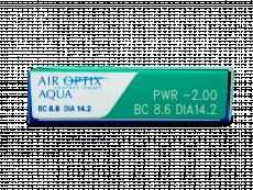 Air Optix Aqua (3lęšiai)