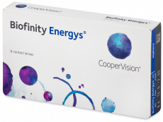Biofinity Energys (6 lęšiai)