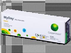 MyDay daily disposable toric (30 lęšių)