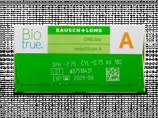 Biotrue ONEday for Astigmatism (90 lęšių)