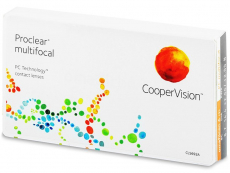 Proclear Multifocal XR (3lęšiai)
