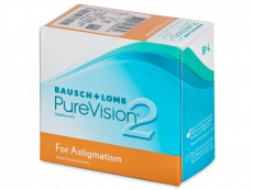 PureVision 2 for Astigmatism (6lęšiai)
