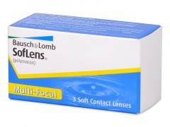 SofLens Multi-Focal (3lęšiai)