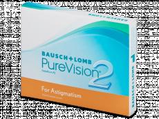 PureVision 2 for Astigmatism (3lęšiai)