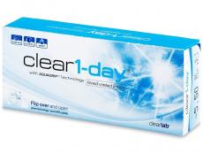 Clear 1-Day (30lęšių)