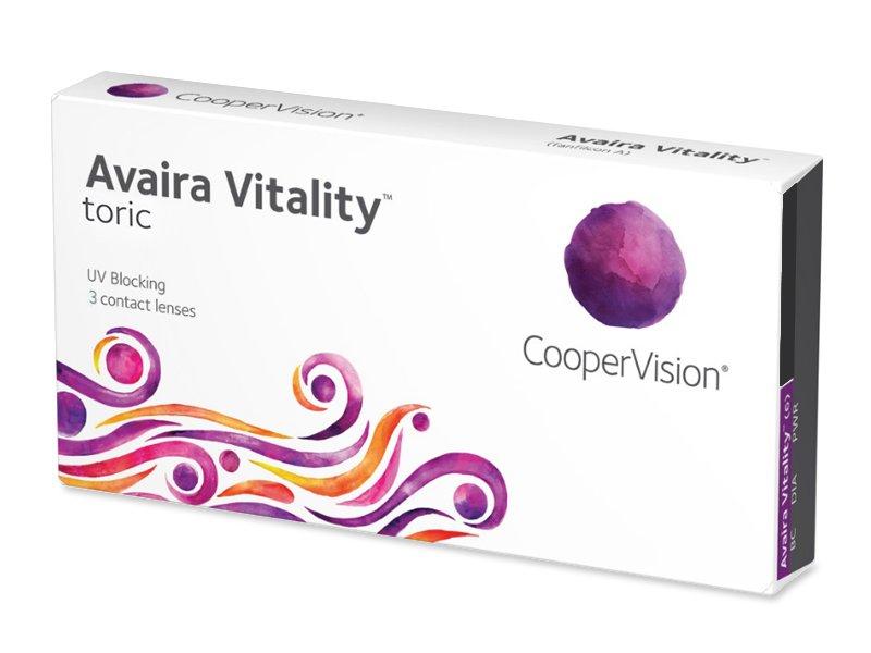 Avaira Vitality Toric (3 lęšiai)