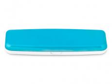 Dėkliukas dieniniams kontaktiniams lęšiams - mėlynas