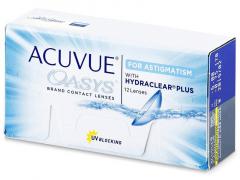 Acuvue Oasys for Astigmatism (12 lęšiai)