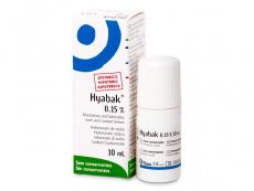 Akių lašai Hyabak 10 ml