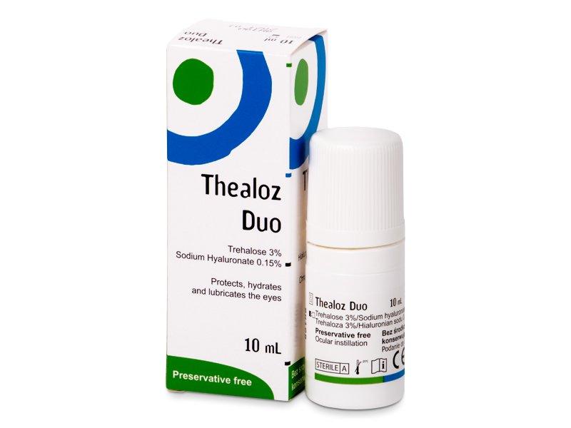 Akių lašai Thealoz Duo 10 ml