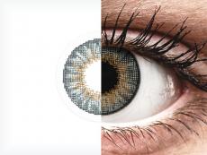 Air Optix Colors - Grey - be dioptrijų (2 lęšiai)