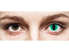 ColourVUE Crazy Lens - Anaconda - be dioptrijų (2 lęšiai)