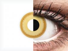 ColourVUE Crazy Lens - Avatar - be dioptrijų (2 lęšiai)