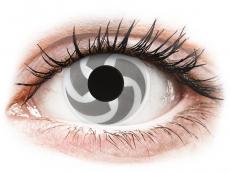 ColourVUE Crazy Lens - Blade - be dioptrijų (2 lęšiai)
