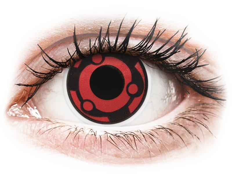 ColourVUE Crazy Lens - Madara - be dioptrijų (2 lęšiai)