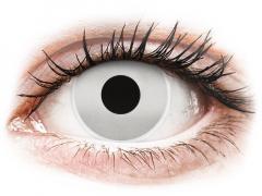 ColourVUE Crazy Lens - Mirror - be dioptrijų (2 lęšiai)