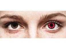 ColourVUE Crazy Lens - Volturi - be dioptrijų (2 lęšiai)