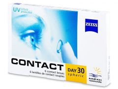 Carl Zeiss Contact Day 30 Spheric (6lęšiai)