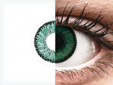 SofLens Natural Colors Amazon - su dioptrijomis (2 lęšiai)