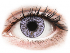 FreshLook Colors Violet - su dioptrijomis (2 lęšiai)