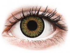 FreshLook One Day Color Pure Hazel - su dioptrijomis (10 lęšių)