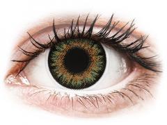 ColourVue One Day TruBlends Green - su dioptrijomis (10 lęšių)