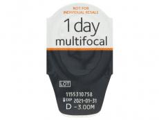 Proclear 1 Day Multifocal (30lęšių)