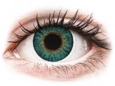 Air Optix Colors - Turquoise - su dioptrijomis (2lęšiai)