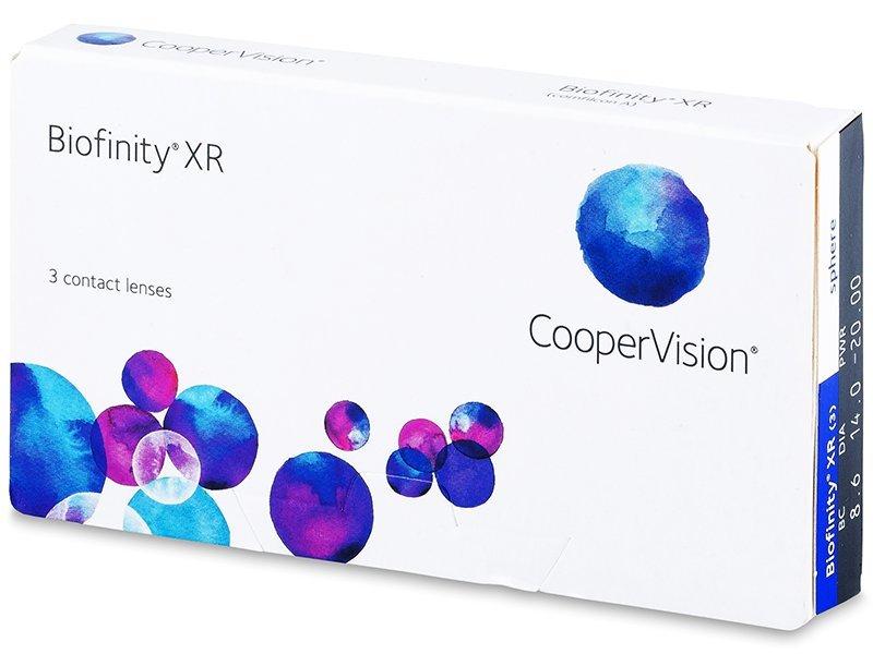 Biofinity XR (3lęšiai)