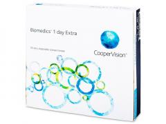 Biomedics 1 Day Extra (90lęšių)