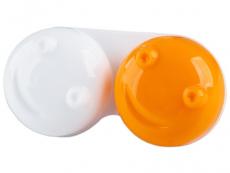 """Lęšių dėkliukas """"3D"""" (oranžinis)"""