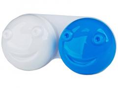 """Lęšių dėkliukas """"3D"""" (mėlynas)"""