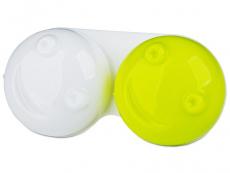 """Lęšių dėkliukas """"3D"""" (geltonas)"""