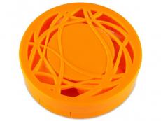 Viskas viename lęšių rinkinukas su ornamentais (oranžinis)