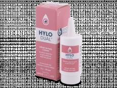 HYLO-DUAL akių lašai 10 ml