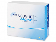 1 Day Acuvue Moist (180lęšių)
