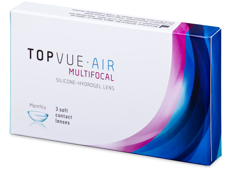 TopVue Air Multifocal (3 lęšiai)