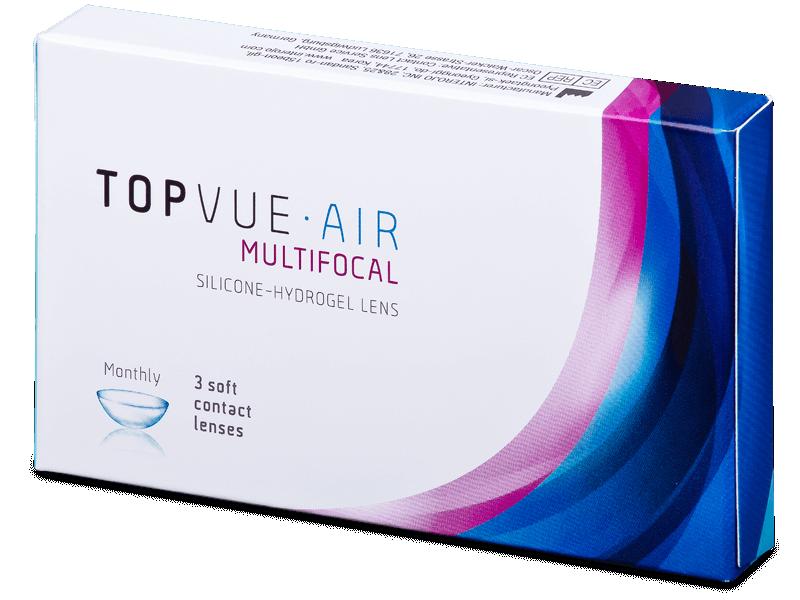 TopVue Air Multifocal (3 lęšiai)