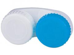 Lęšių dėkliukas L+R (mėlynas ir baltas)