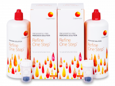 Tirpalas Refine One Step 2x 360 ml