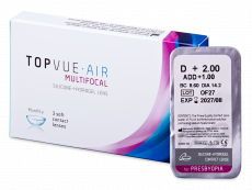 TopVue Air Multifocal (1lęšis)