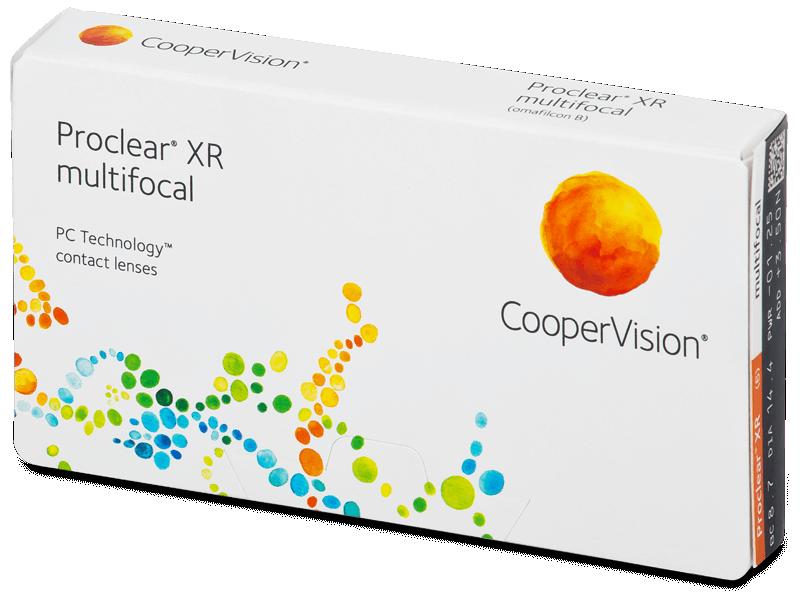 Proclear Multifocal XR (6 lęšiai)