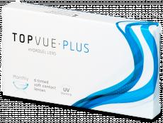 TopVue Monthly Plus (6 lęšiai)