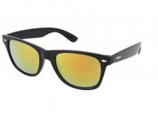 Saulės akiniai Alensa Sport Black Orange Mirror