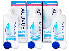 Acuvue RevitaLens Tirpalas 3x 360 ml