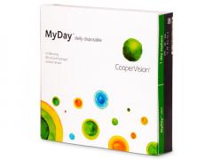 MyDay daily disposable (90lęšių)