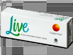 Live Daily Disposable (30 lęšių)