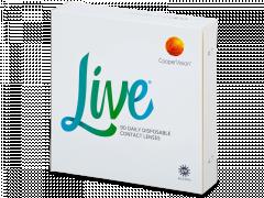 Live Daily Disposable (90 lęšių)