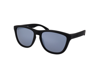 Hawkers Carbon Black Silver One
