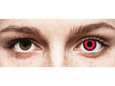 CRAZY LENS - Vampire Queen - vienadieniai be dioptrijų (2 lęšiai)